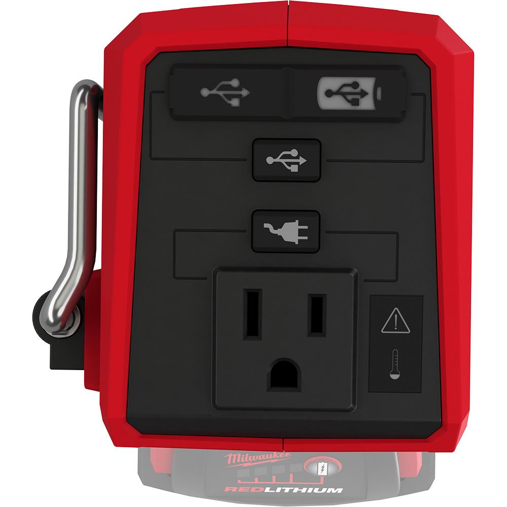 MILWAUKEE® M18™ TOP-OFF™ 175W Power Supply